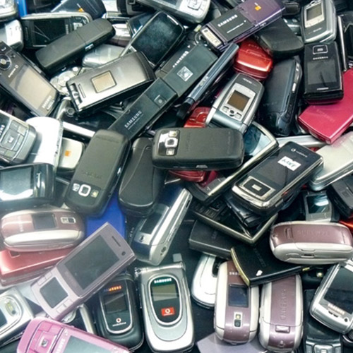 recycleable phones and gadgets